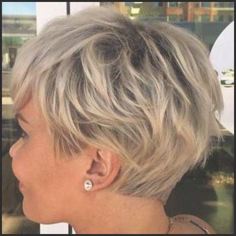 Populare Kurze Blonde Hervorgehobene Frisuren Short Shag Haircuts Short Shag Hairstyles Short Layered Haircuts