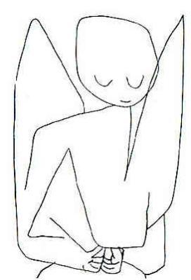 Kunstunterricht: Paul Klee - Vergesslicher Engel, 1939