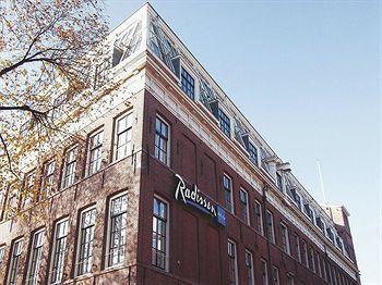 Low Cost Hotel Radisson Blu Amsterdam Netherlands
