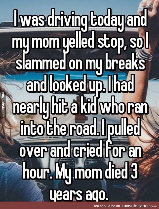 Feels for the mum - FunSubstance
