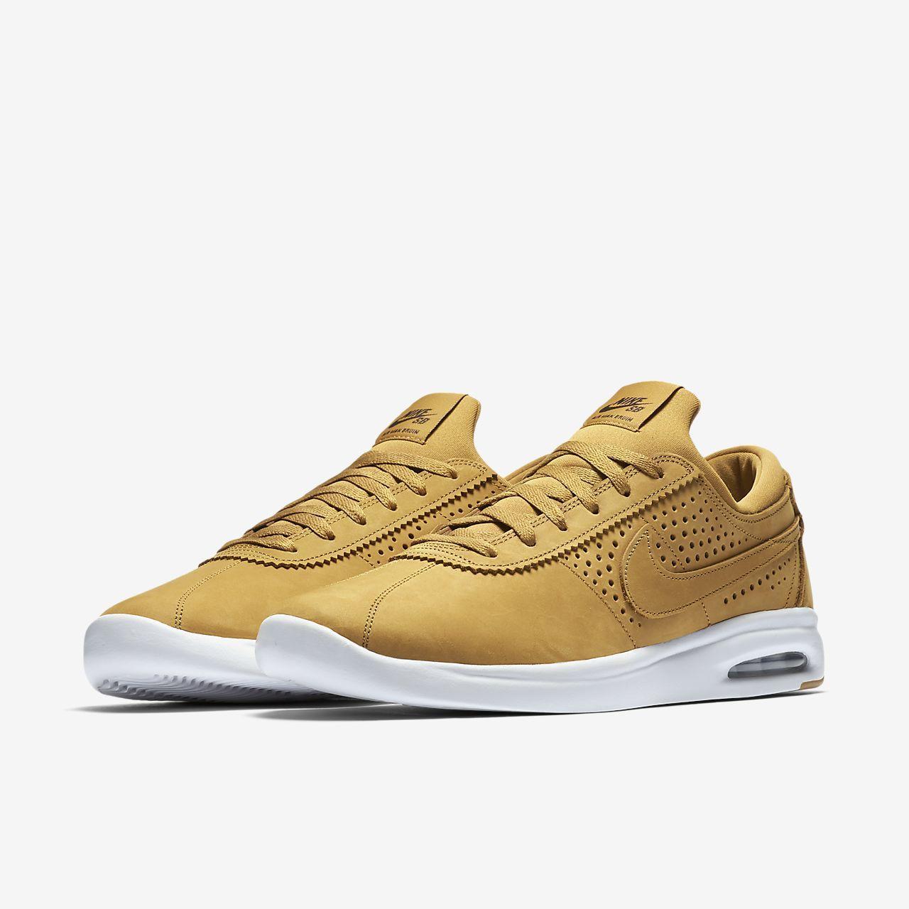 5 Nike SB Air Max Bruin Vapor Cuir pour Homme Skateboarding Chaussures Satorisan SOMERVILLE162017 Sneakers Homme Crème 42 Chaussures Gant marron Fashion homme KeOiSIzW78