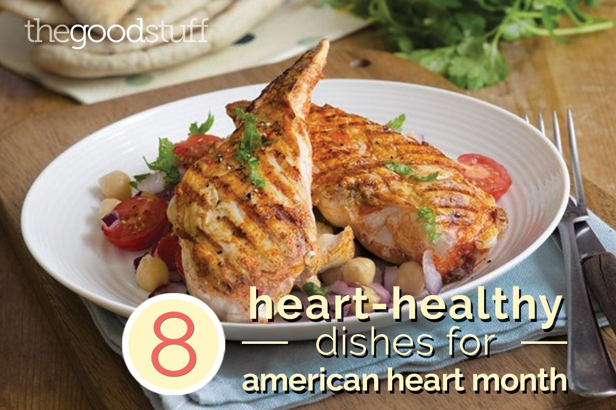 8 heart healthy dishes for american heart month heart month 8 heart healthy dishes for american heart month forumfinder Gallery