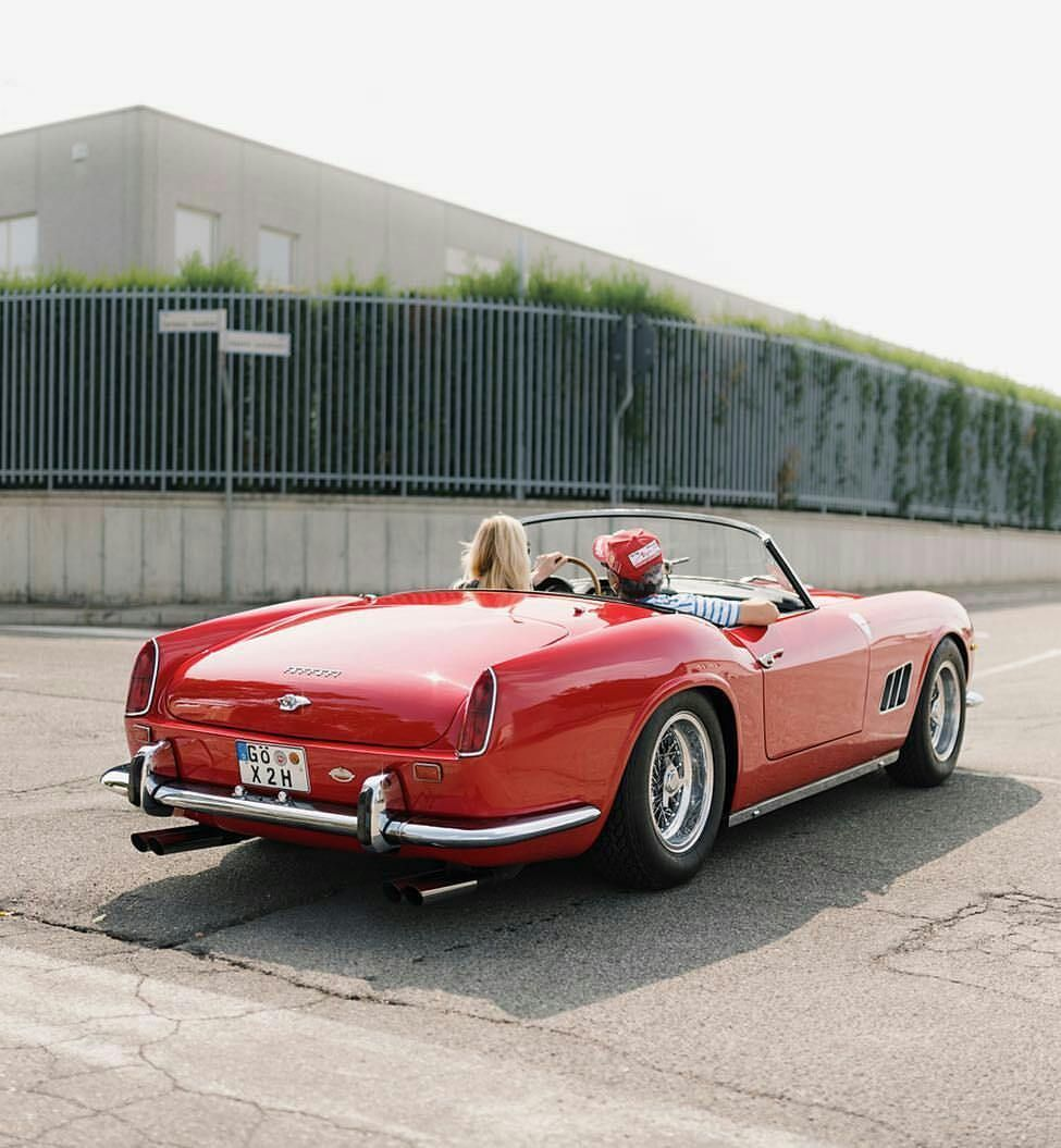 Pin By Classic Car News Pics And Videos On Ferrari Classic