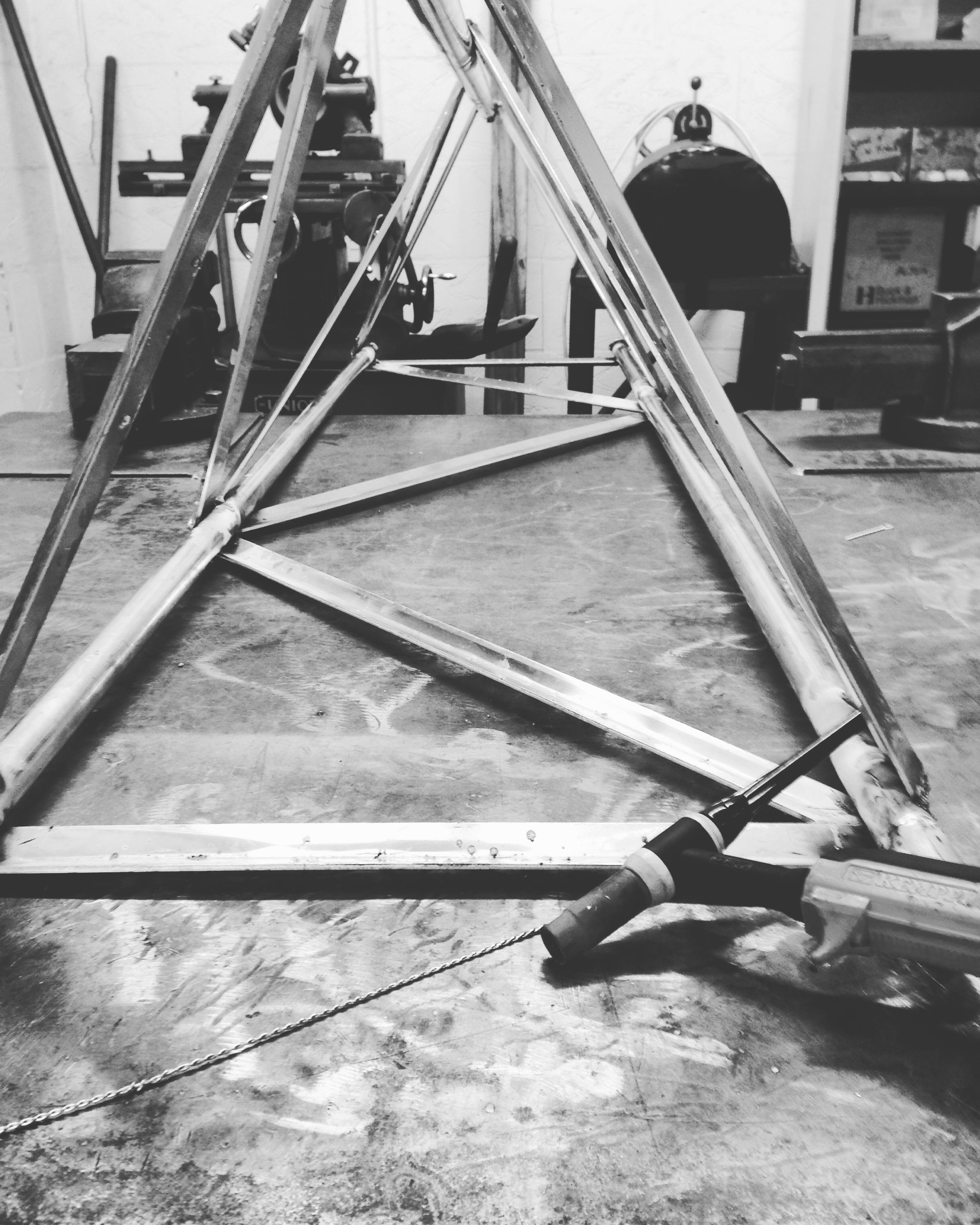 Mechanical engineering projects -  Mechanical Engineering Project Tig Welding Mast Design