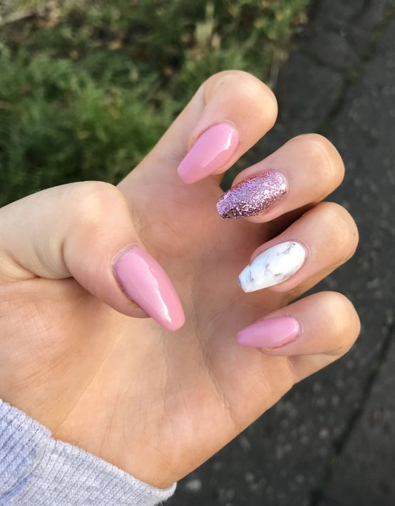 nails acrylic ideas for go to valentine dinner 21 – #Acrylic #Dinner #Ideas #Nails #Valentine