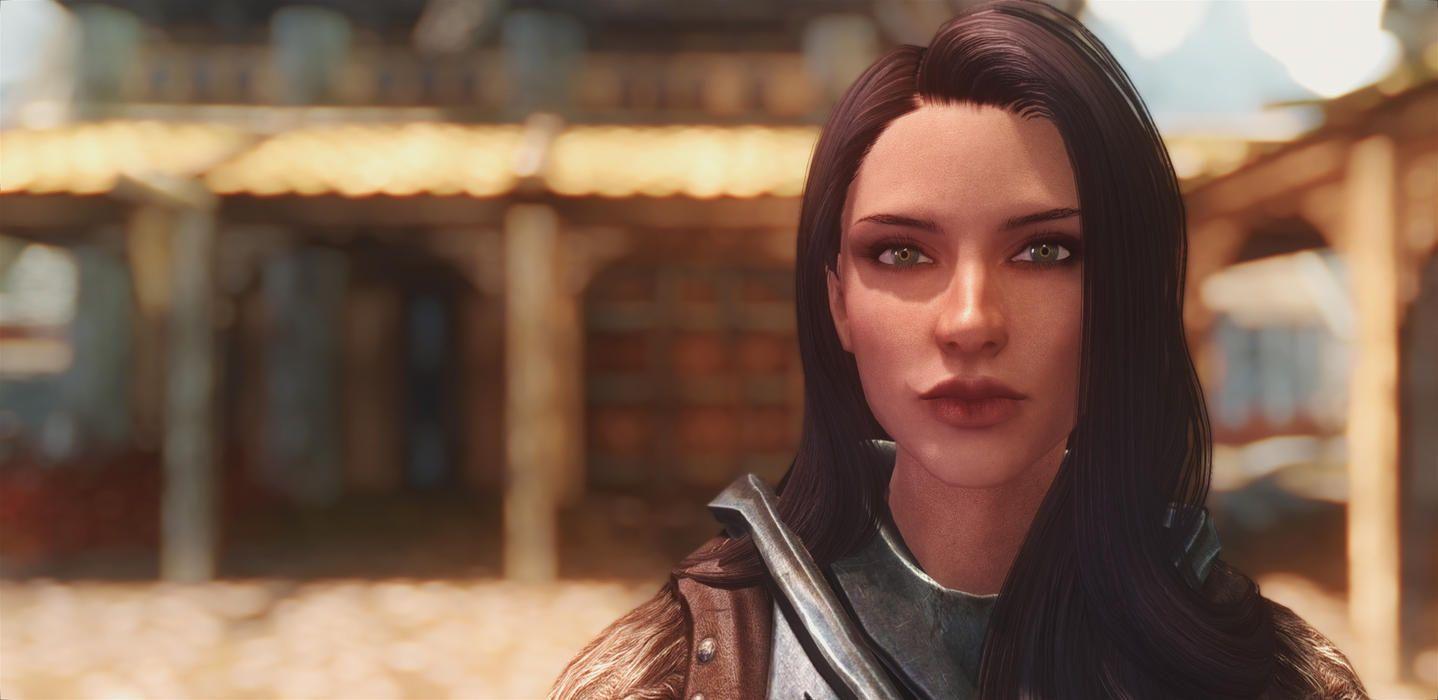 Skyrim Mod: Lydia | Witcher