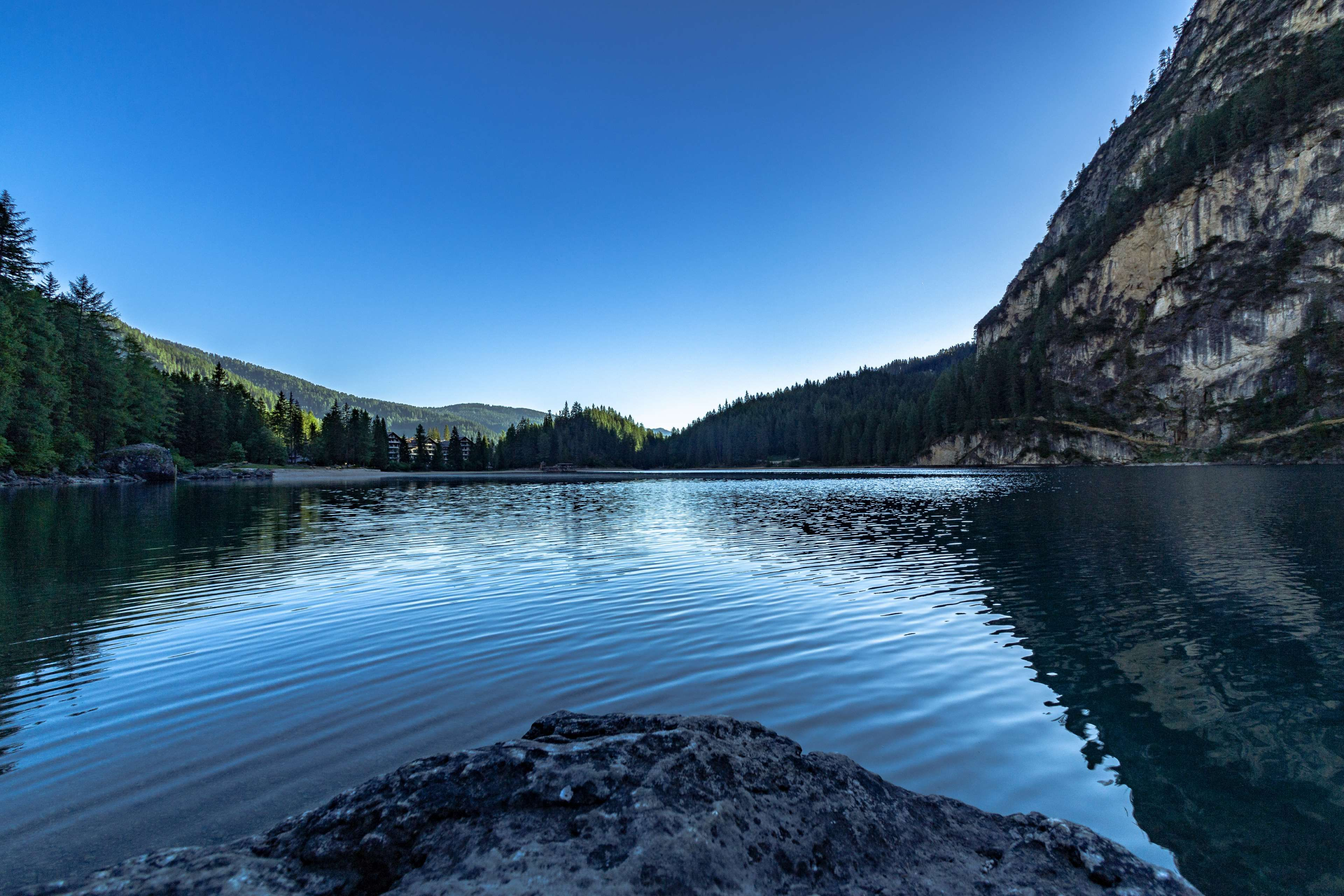 Blue Sky Clouds Daylight Forest Lake Lakeside Landscape Mountains Nature Nature Photography Nature Wallpaper Outdoors Peaceful Reflection River R Wilderness Camping Beautiful Scenery Pictures Nature Photography
