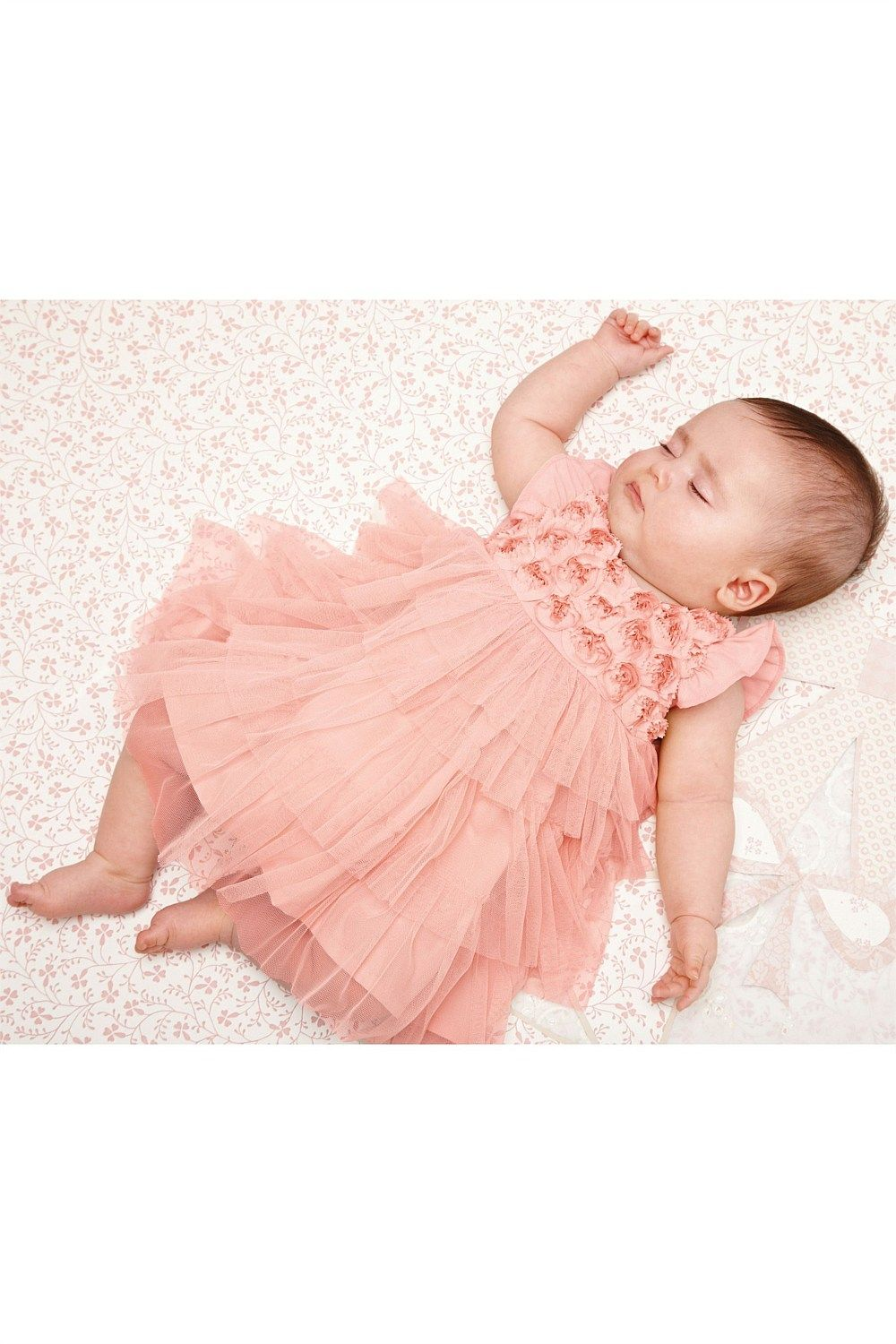 Newborn Dresses - Baby Dresses and Infantwear - Next Layer Dress