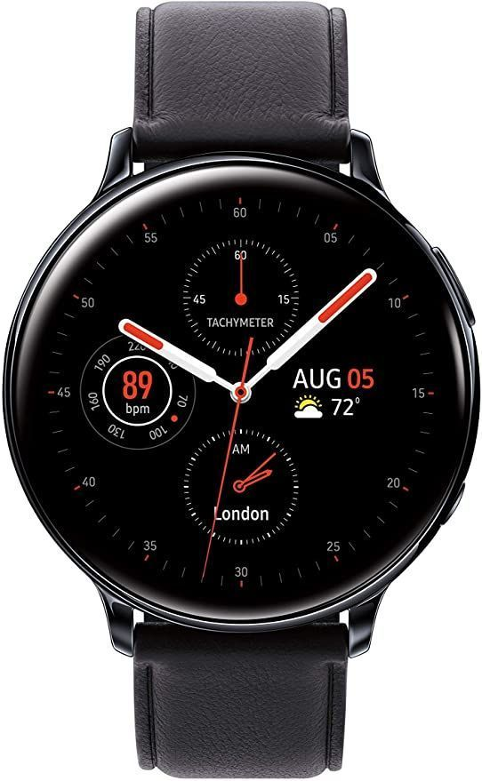 Amazon Com Samsung Galaxy Watch Active2 W Enhanced Sleep Tracking Analysis Auto Workout In 2020 Watches For Men Samsung Watches Smart Watch