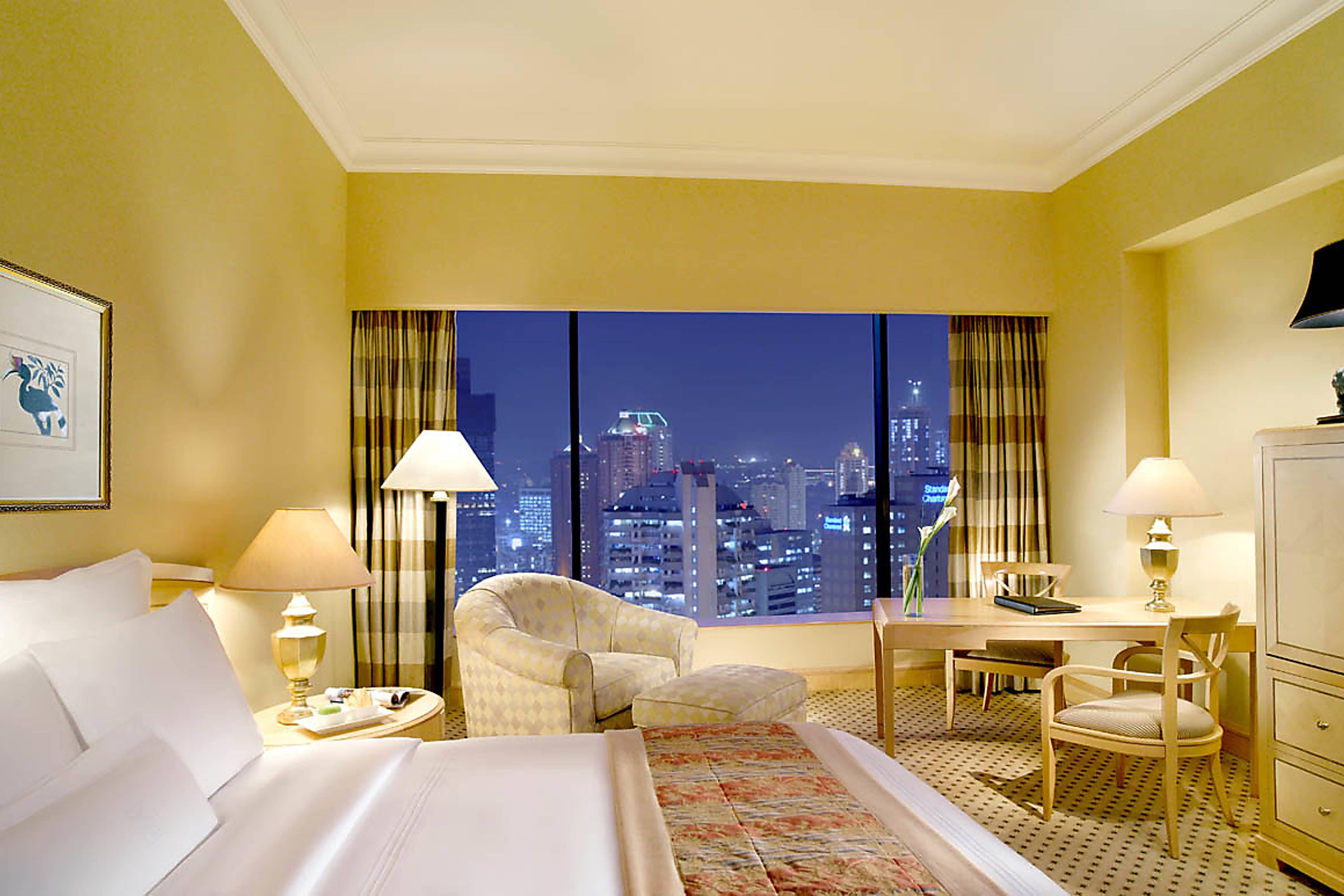 JW Marriott Hotel Jakarta Executive Guest Room memorable