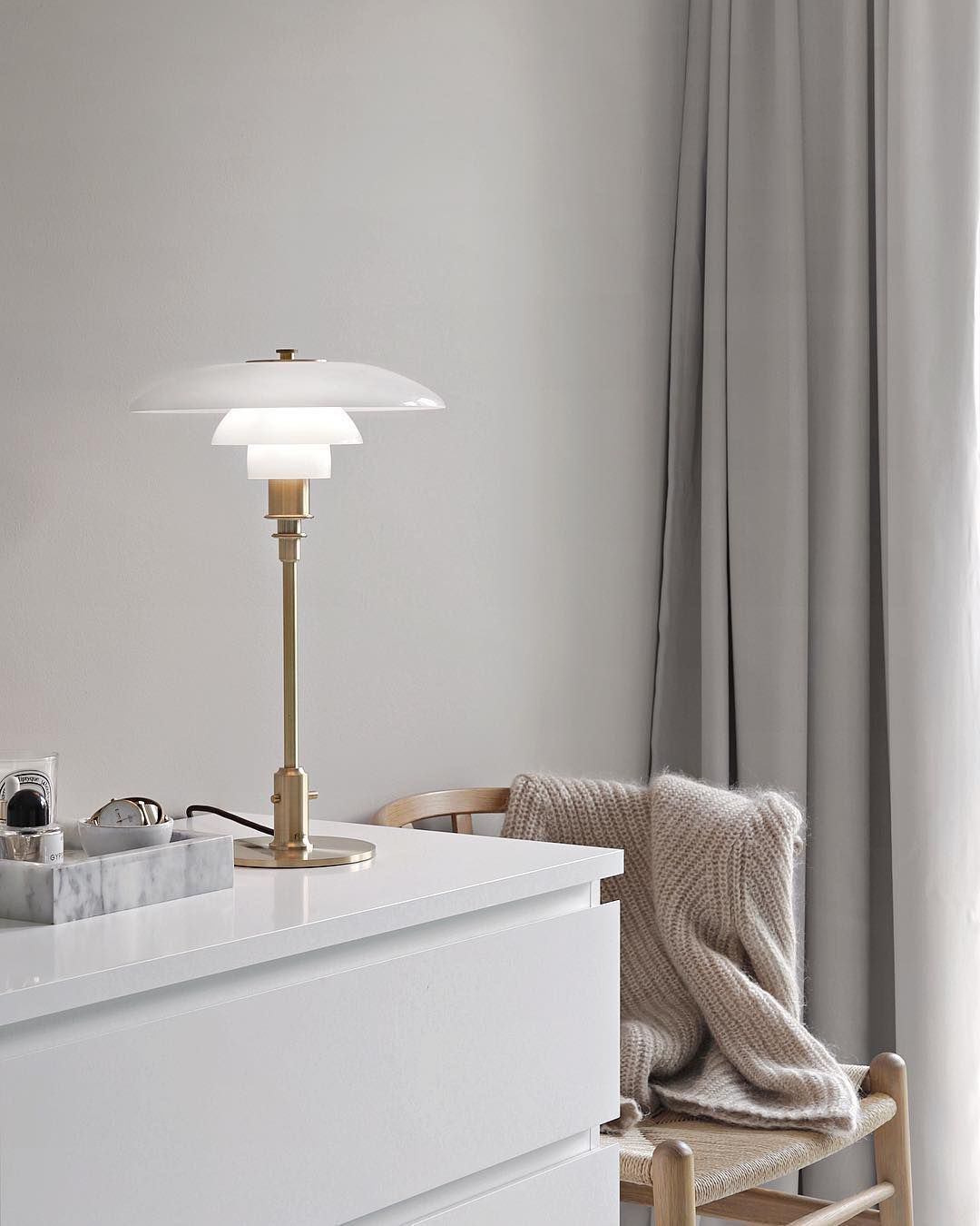 Louis Poulsen Ph 3 2 Reklame Ad The Louispoulsen Ph 3 2 Table Lamp Limited Edition Is
