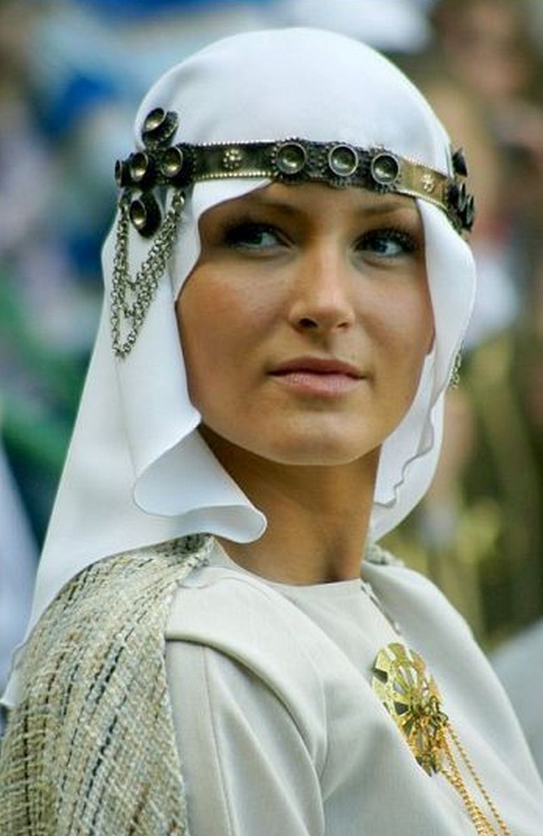 Lithuanian woman. | Beautiful people, Beauty around the