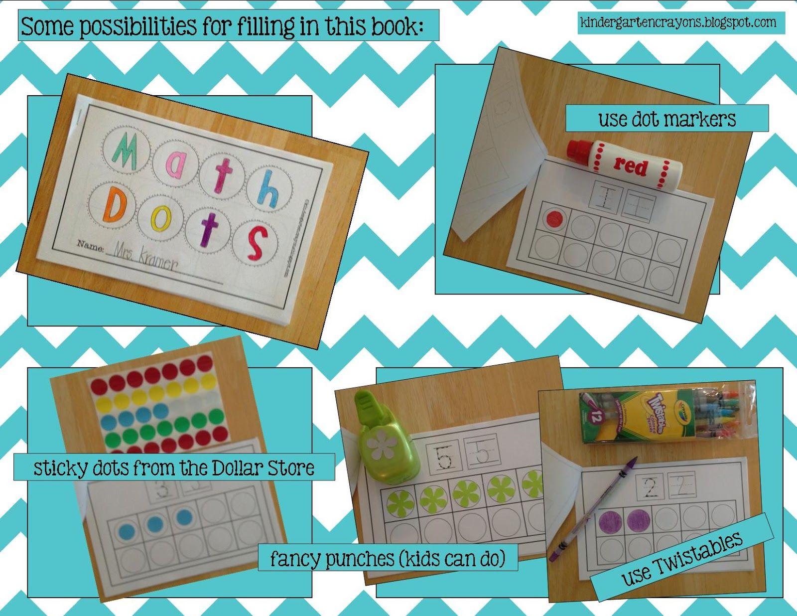 Common Core Freebies From Kindergarten Crayons