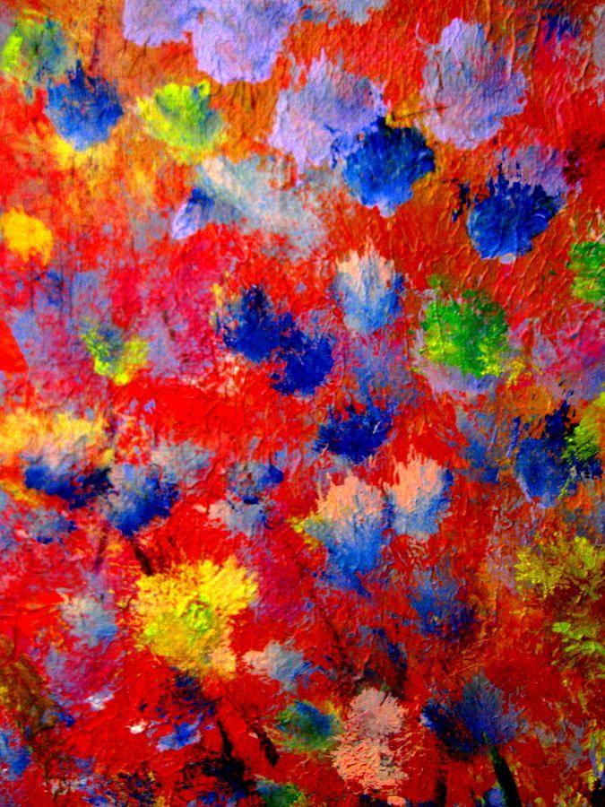Floral Monet Canvas Print / Canvas Art by Allen n Lehman Monet