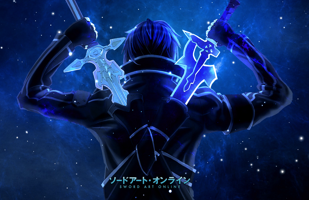 Sword Art Online Ii Fan Made Wallpaper Sword Art Online Wallpaper Sword Art Online Kirito Sword Art