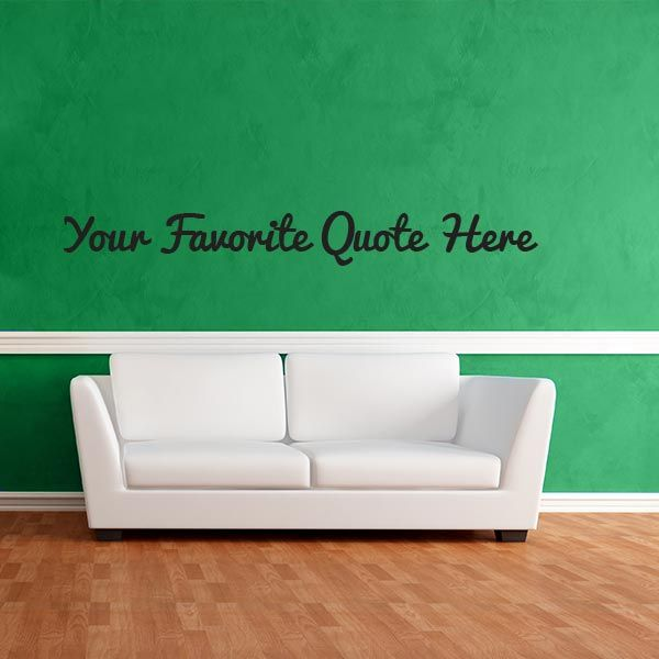 custom quote wall decal | classroom decoration ideas | pinterest