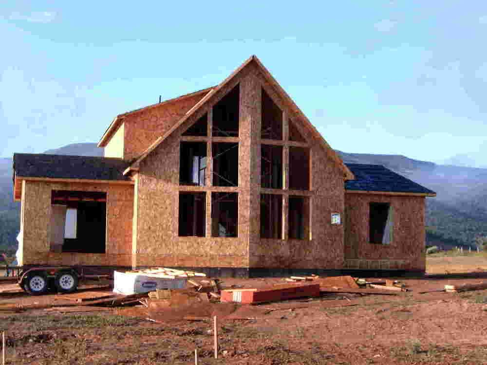Details about Chalet Lumber New Home House Kit 3 Bedrooms 2 Bath ...