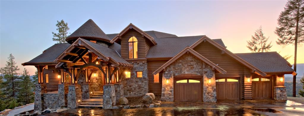 Mountain Architects Hendricks Architecture Idaho Mountain Mountain Home Exterior Mountain Architecture Cabin Homes