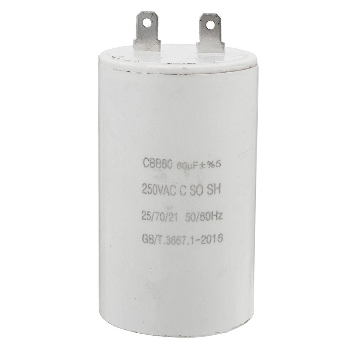 250vac 60uf Cbb60 Capacitor For Karcher Power Pressure Washer 50 60hz White Diy Kits Washer Pressure Washer