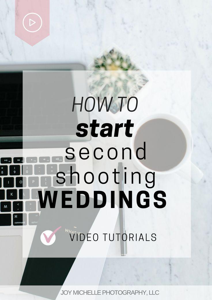 How to start second shooting weddings   Wedding photography ...