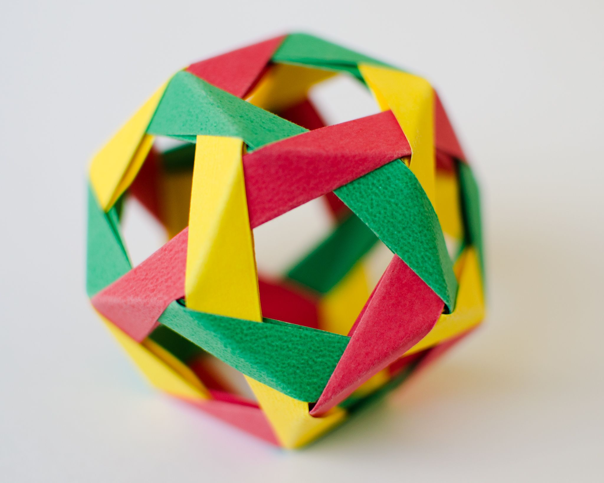 Dodecahedron Modular origami Dodecahedron Modular