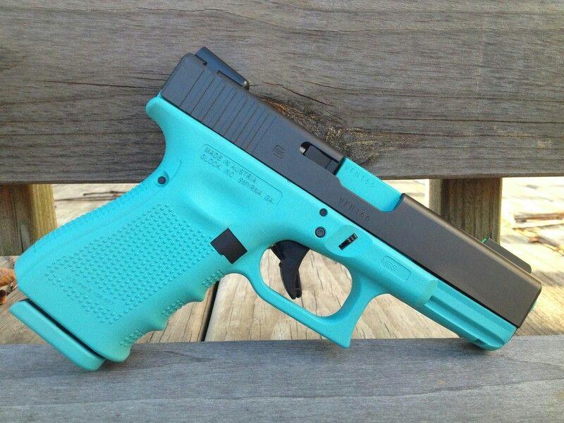 tiffany blue pistol - 800×600