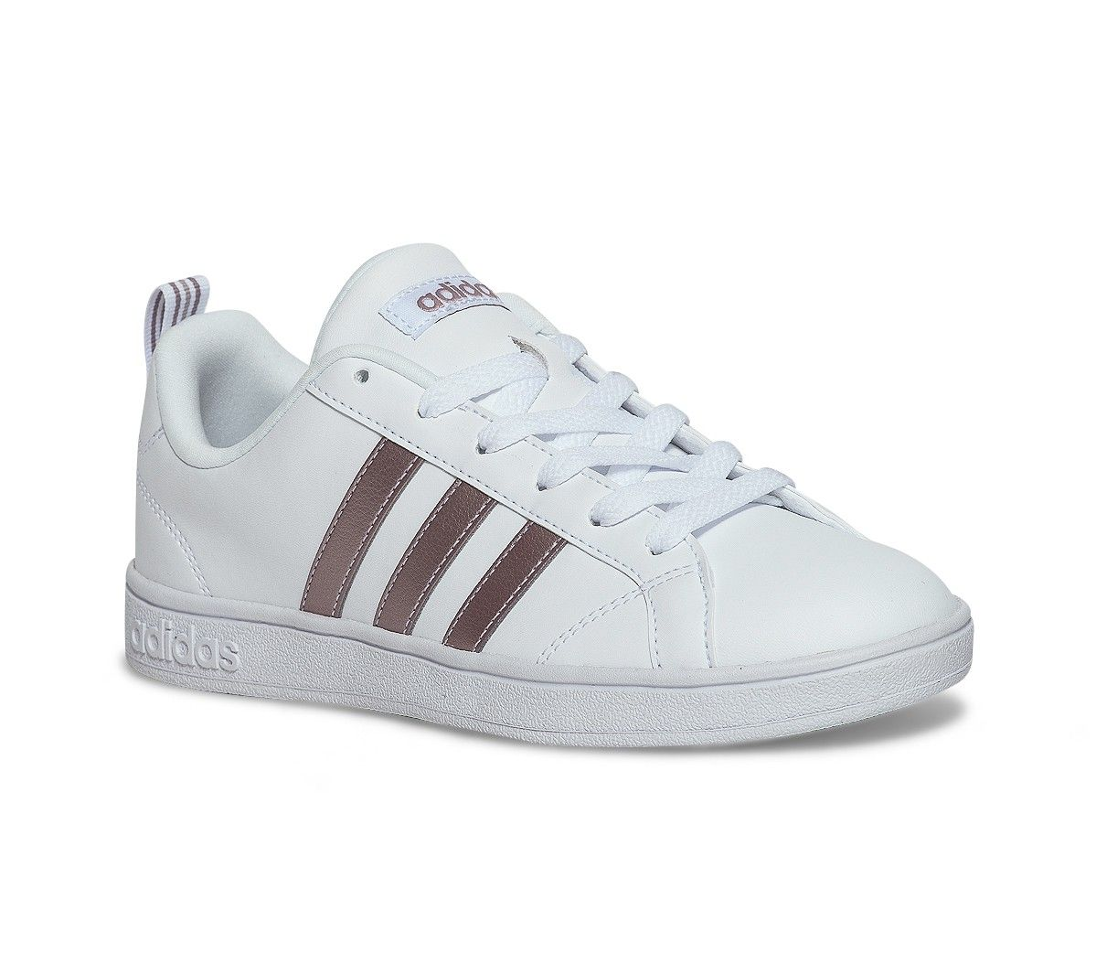 basket blanche adidas advantage baskets chaussures femme adidas pinterest basket. Black Bedroom Furniture Sets. Home Design Ideas