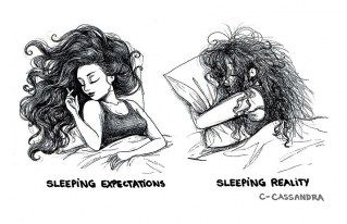 Wie+meine+Haare+beim+Schlafen+aussehen