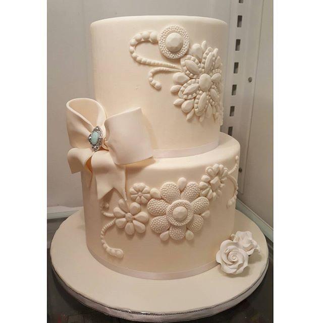 Wedding cake  #dominicancake #weddingcake