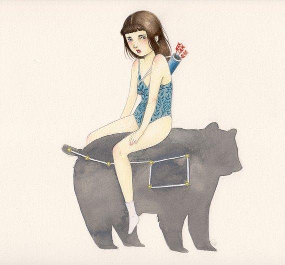 Amazing Illustrations by Devon Smith
