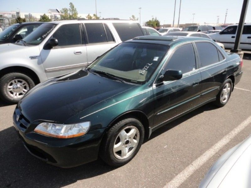 1999 Honda Accord V6. Dark Green Had This Exact Car,it Was Amazing.. Liked  1payment Having It Paid For U0026 Someone Pulled Out In Front Of Me U0026 Totaled  It.. :(