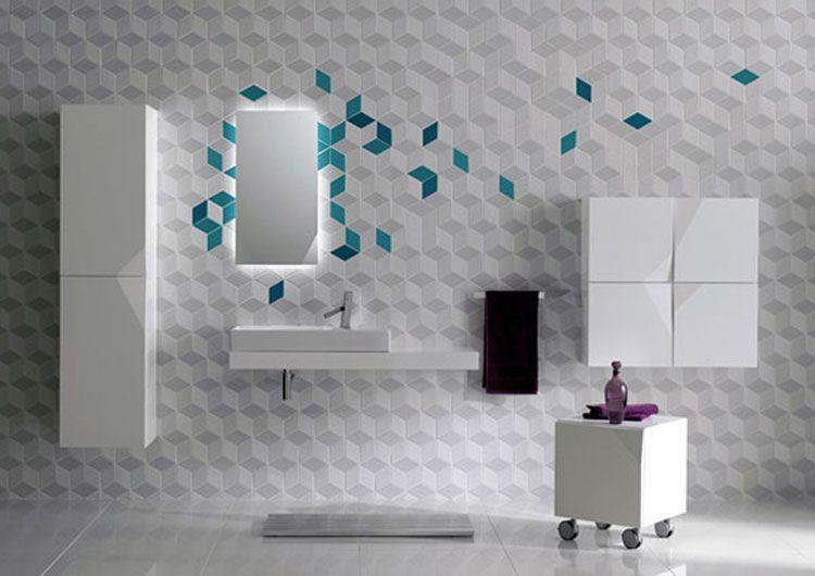 50 Magnifici Mobili Bagno Sospesi Dal Design Moderno Design Per