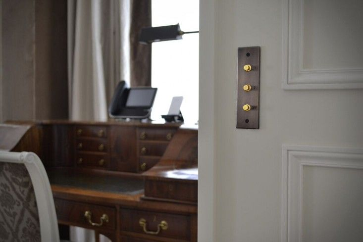 Beautiful basics the brass light switch and more by