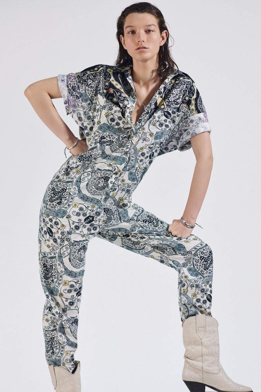 Étoile Isabel Marant Spring 2020 ReadytoWear Fashion