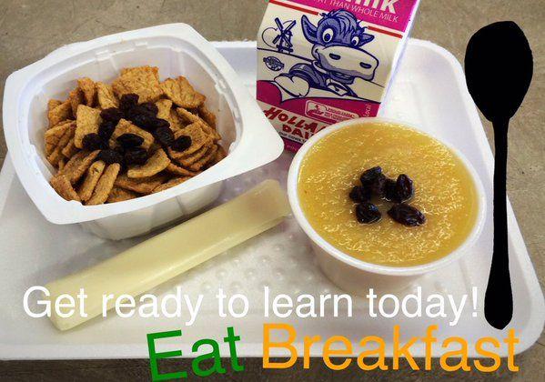 Rusd Nutrition Srvc Rusdnutritionns Nutritional Breakfast School Food Eat Breakfast