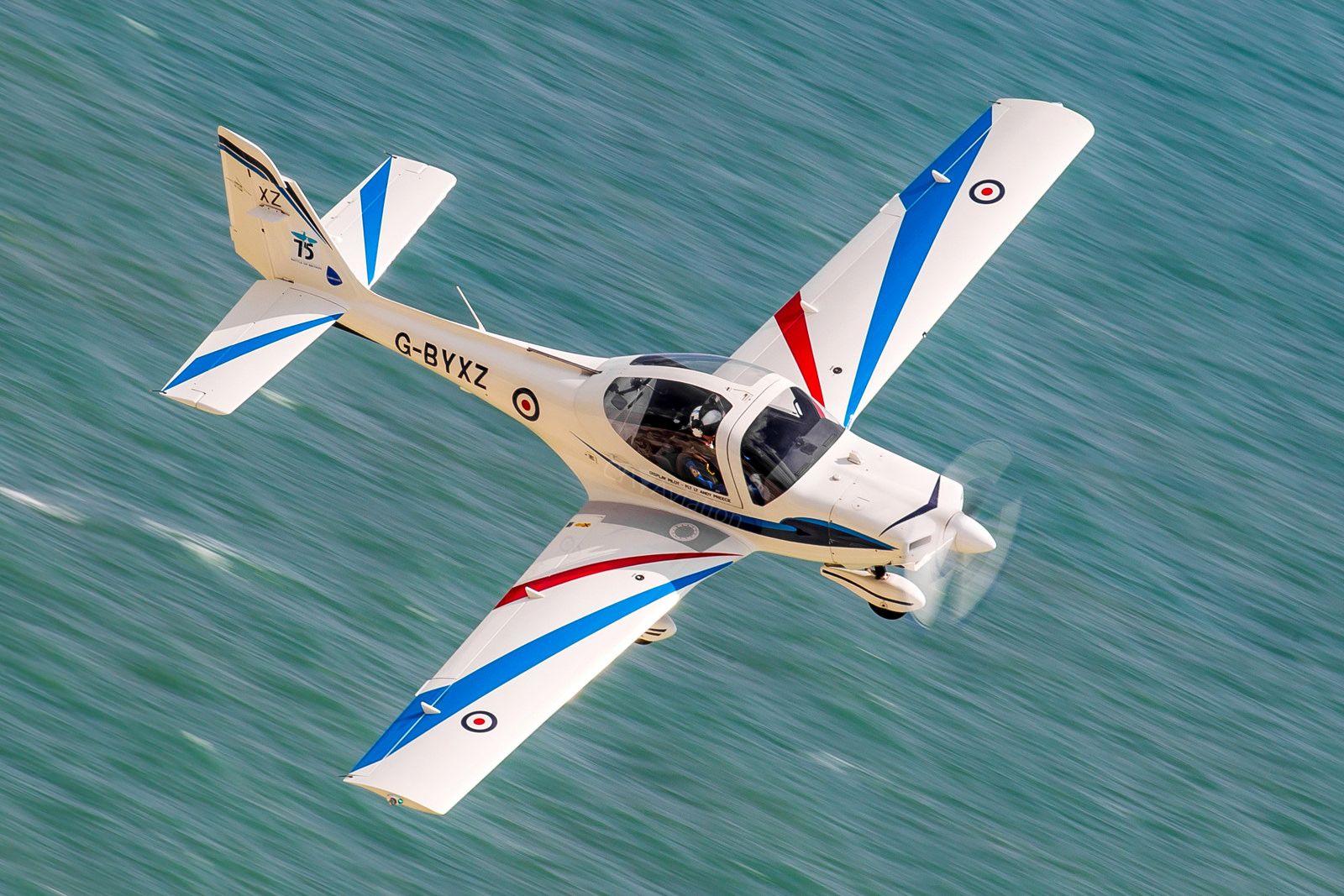 RAF Tutor, G-BYXZ