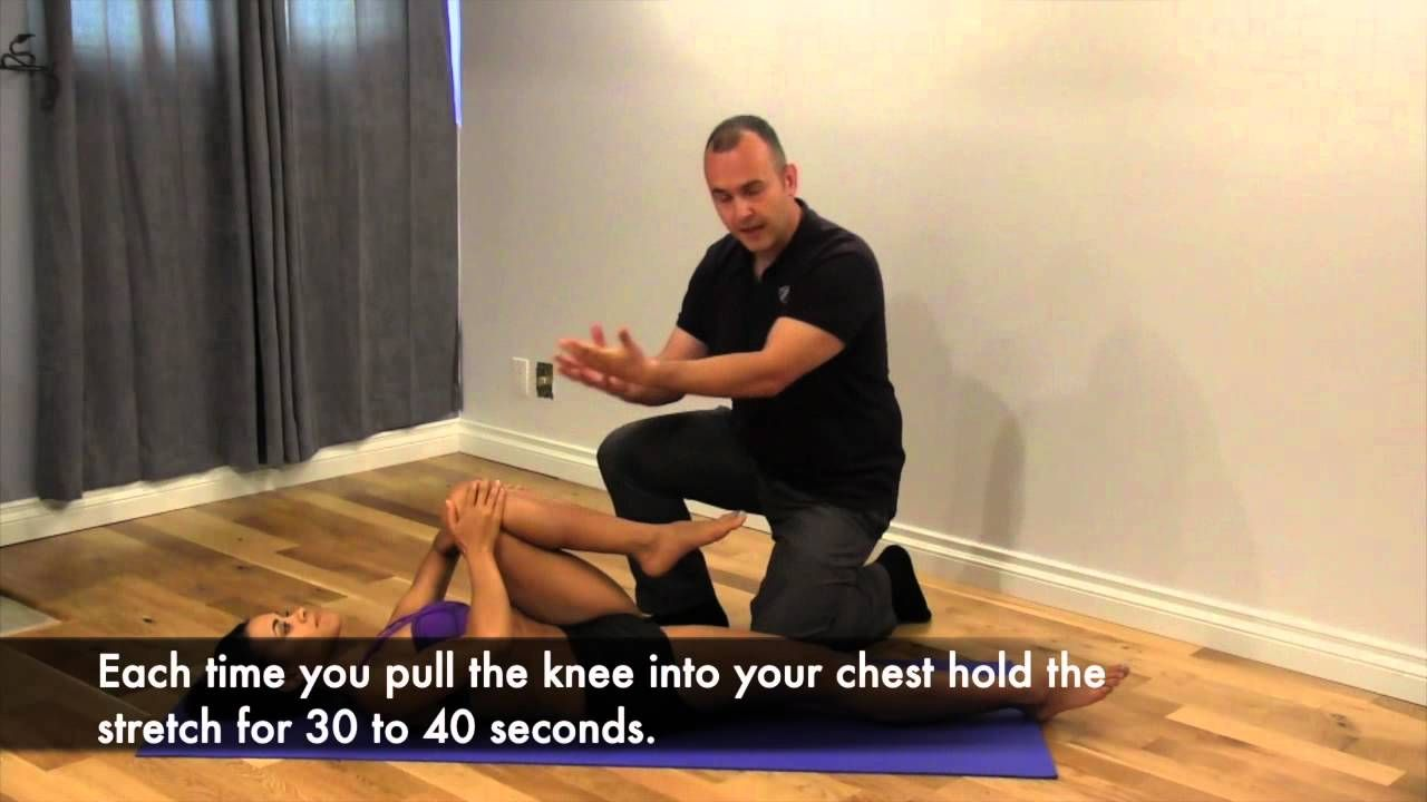 PNF Stretching For Your Glute and Piriformis Muscles - Kinetic Health
