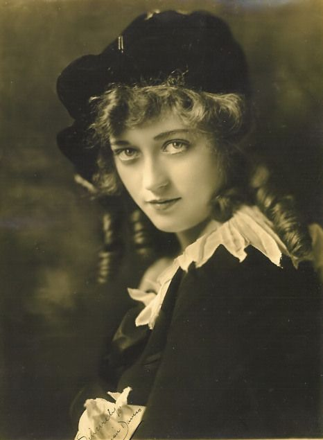 Marion Davies - c. late 1910s