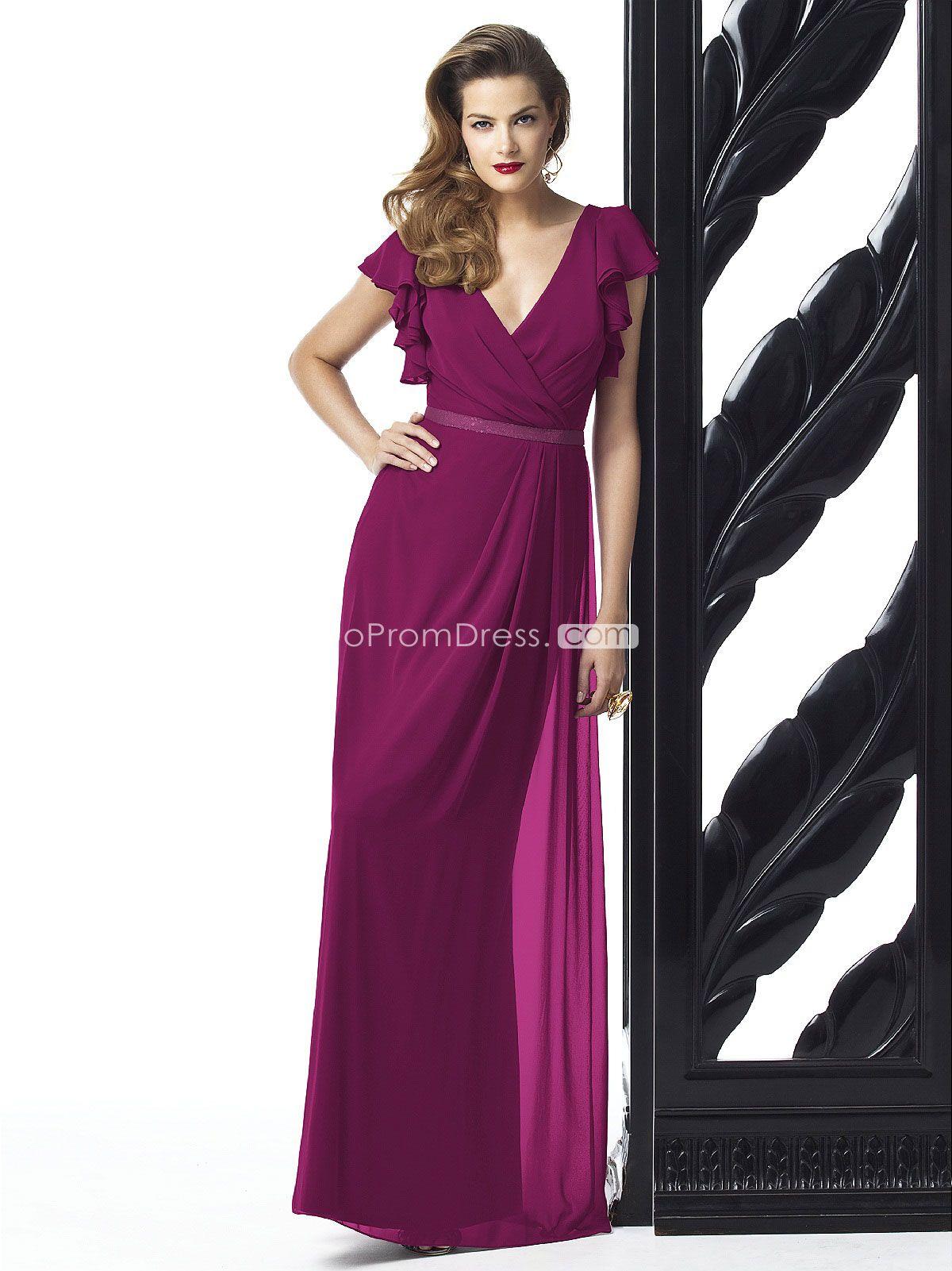 Purple bridesmaid dress bridesmaid dresses pinterest bridal