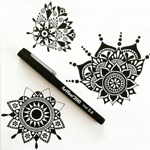 Mandalas mandalas time! Pinterest Mandalas, Seguir y Dibujo