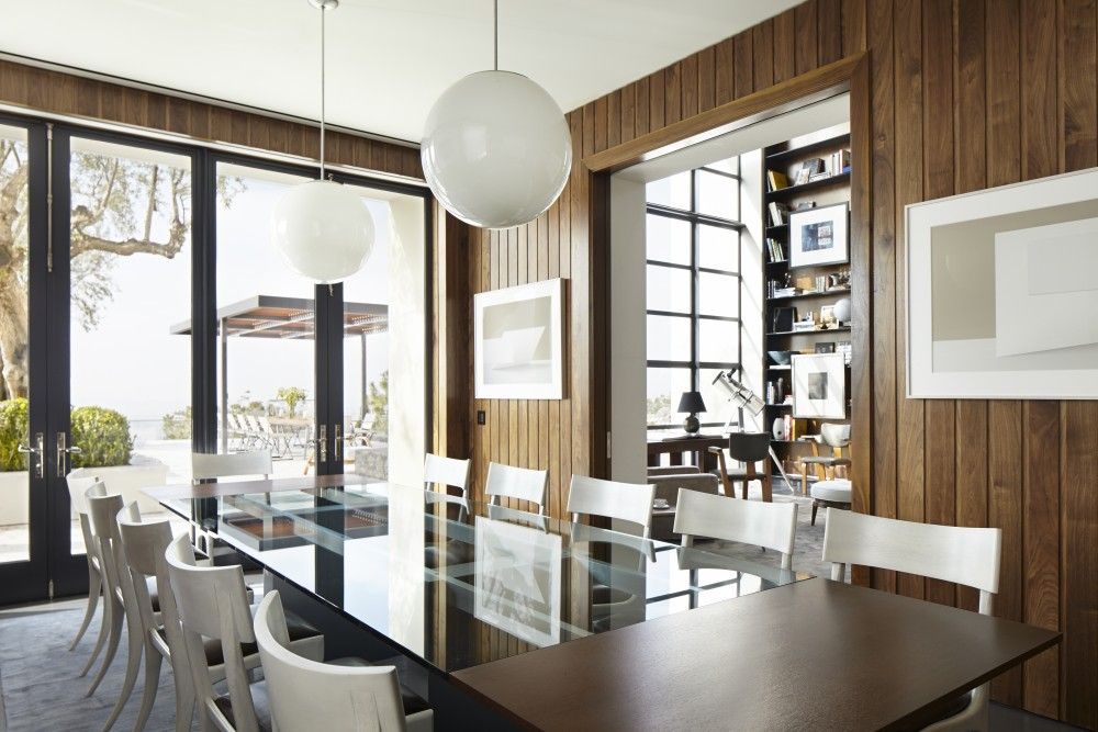 Dining Room By Dan Fink And Tim Murphy In Los Angeles Ca Dining
