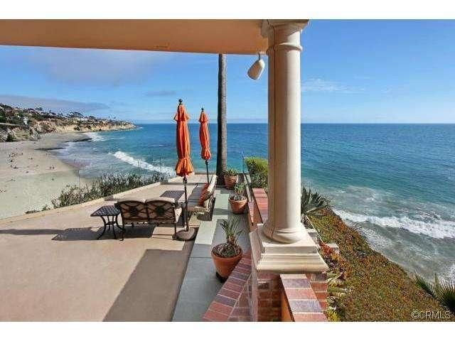 Southern California Beach Front Homes