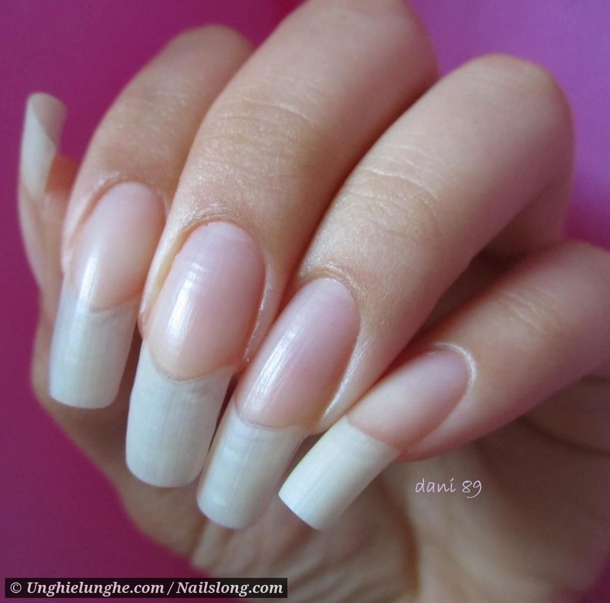 dani 89 - Nailslong.com | Nails! - Translucent / Clear / Natural ...
