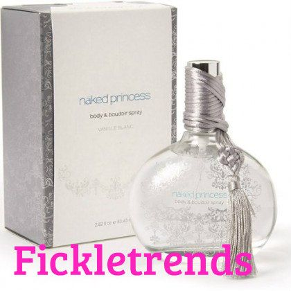 $35.00 Naked Princess Body & Boudoir Spray - Vanille Blanc, 2.82 fl oz #nakedprincess #bodyspray #bodyscents
