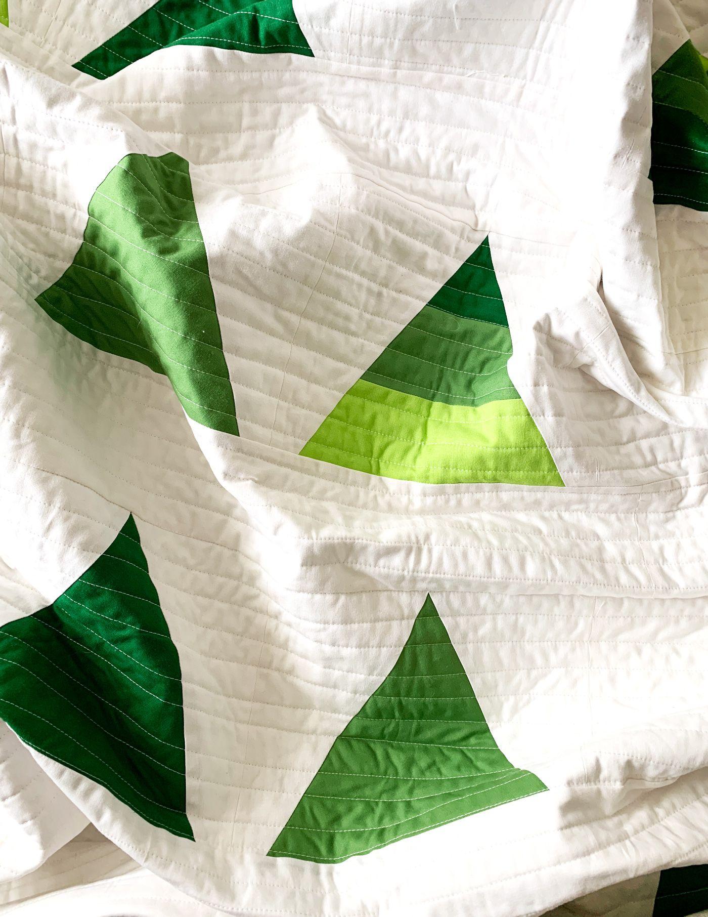 Tree Farm Pdf Pattern Cotton And Joy Christmas Quilt Patterns Modern Christmas Quilt Tree Quilt Pattern