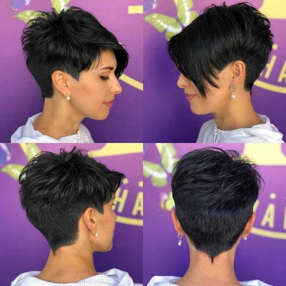 10 Beliebte stumpfe Bob-Frisuren für kurzes Haar – Kurze Bob-Frisuren 2020 - Kurze Haare 2020
