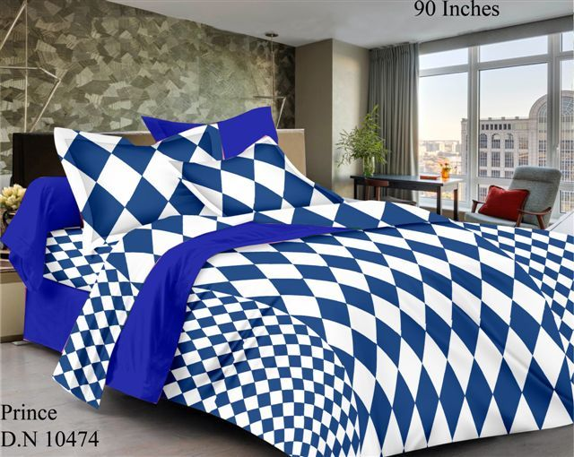 Charmant PARADISE 2 14556paradise 2 Printed Buy Double Bed Sheets Online,100%