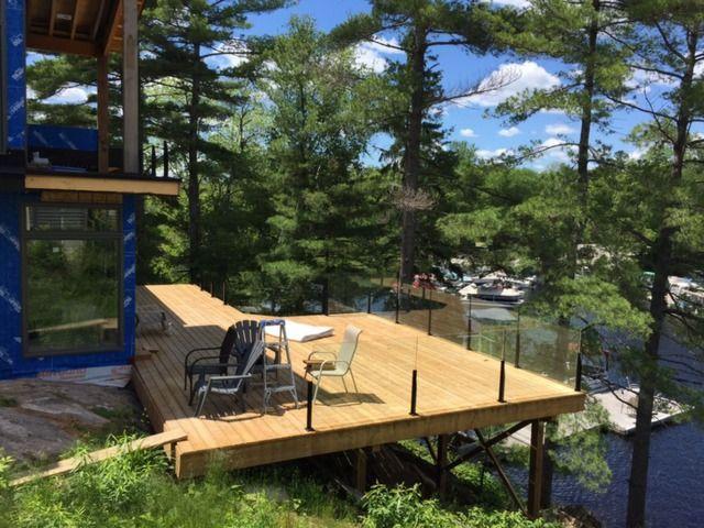 11 Cantilever Deck Ideas Deck Backyard Building A Deck