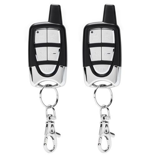 Complete 5-Button Keyless Entry Remote Start For Honda CR