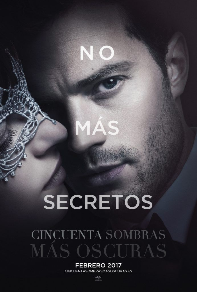 Fsd Intl Digital 1 Sht No More Secrets Esp Fifty Shades Darker Movie Fifty Shades Darker Poster Fifty Shades Series